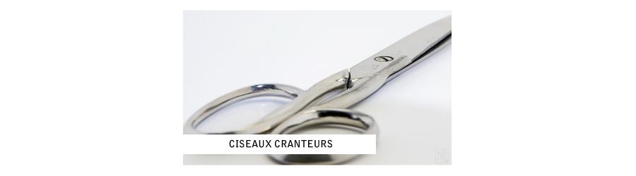 Ciseaux cranteurs