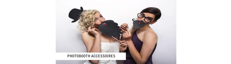 Photobooth accessoires
