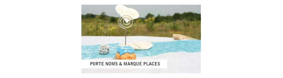 Marque place mariage porte nom et pancarte for Porte nom a imprimer gratuitement