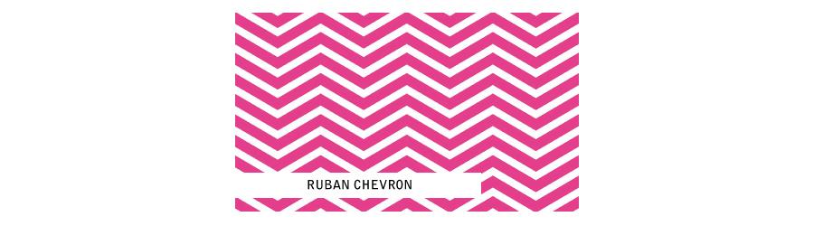 Ruban Chevron