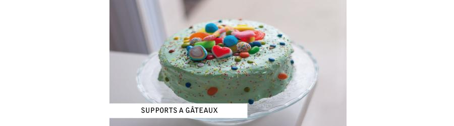 Supports à gâteau