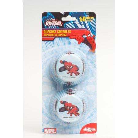 caissette cupcakes spiderman 1