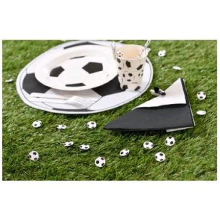Sachet 50 confettis football - 1