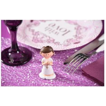 Figurine communion fille - 1