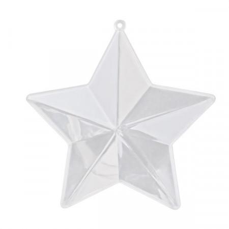 3 contenants a dragees étoiles