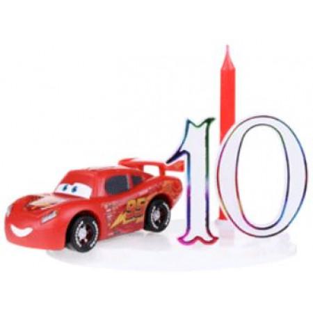 Bougie Cars numéros 3