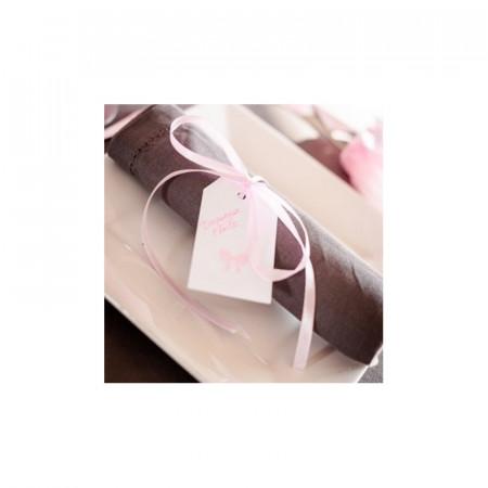 x20-étiquettes-blanches-noeud-rose-pailleté