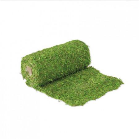 chemin-table-mousse-vegetal