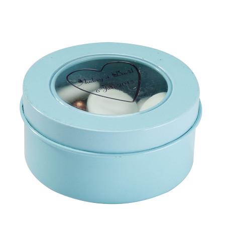 Boîte ronde en PVC - 3