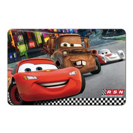Set de table 3D Cars img1