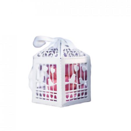 20 contenant cage oiseau