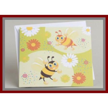 carte abeille