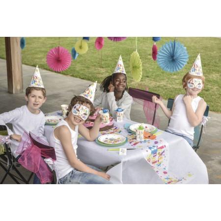 Chemin de table Joyeux anniversaire  pas cher