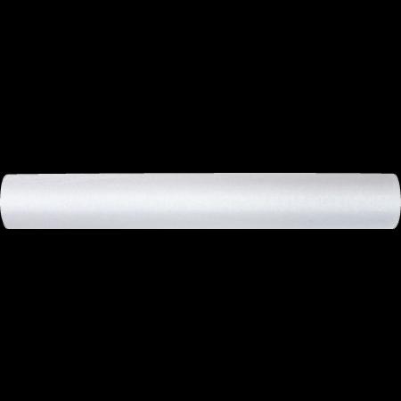 Chemin de table organdi - blanc