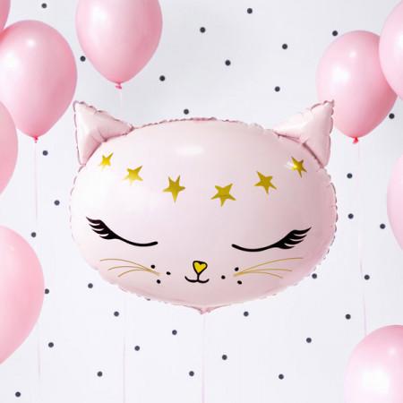 ballon-rose-chat-1