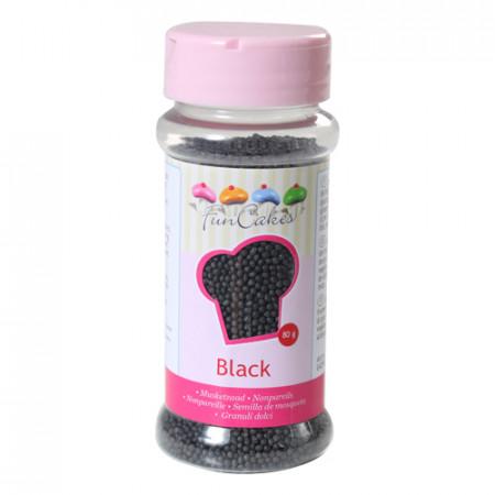 Perles comestibles noires 80 g - 2