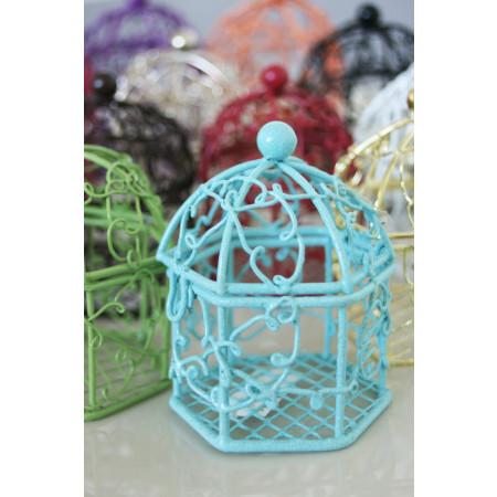 Cage en métal - 5.5 cm