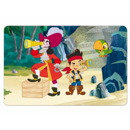 Set de table 3D Jack le Pirate img1