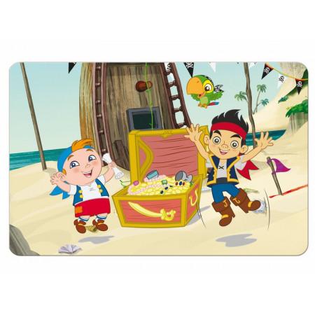 Set de table 3D Jack le Pirate img2