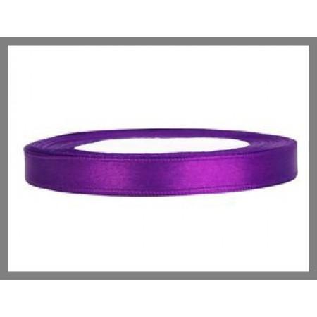 ruban satin 6 mm violet