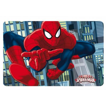 Set de table 3D Ultimate Spiderman - 1