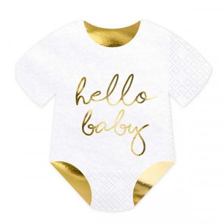 serviette-body-hello-baby-shower