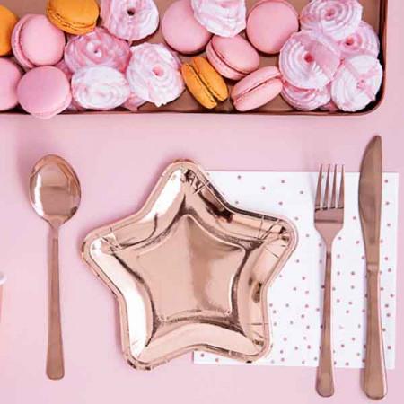 assiette-etoile-rose-gold-1