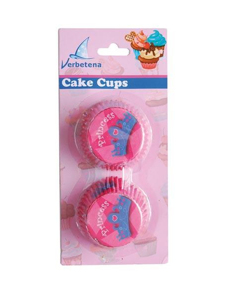 caissettes cupcakes princesse