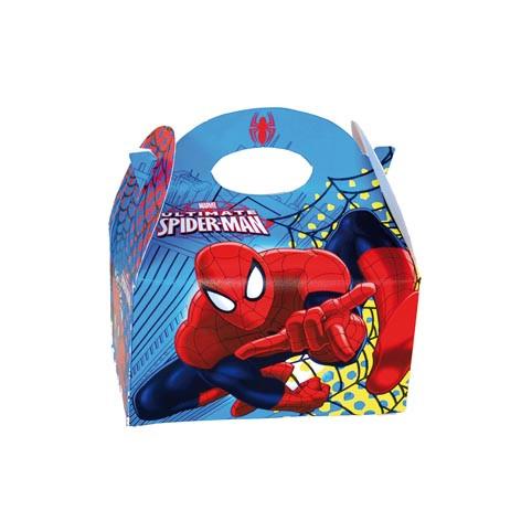 boîte cadeau spiderman