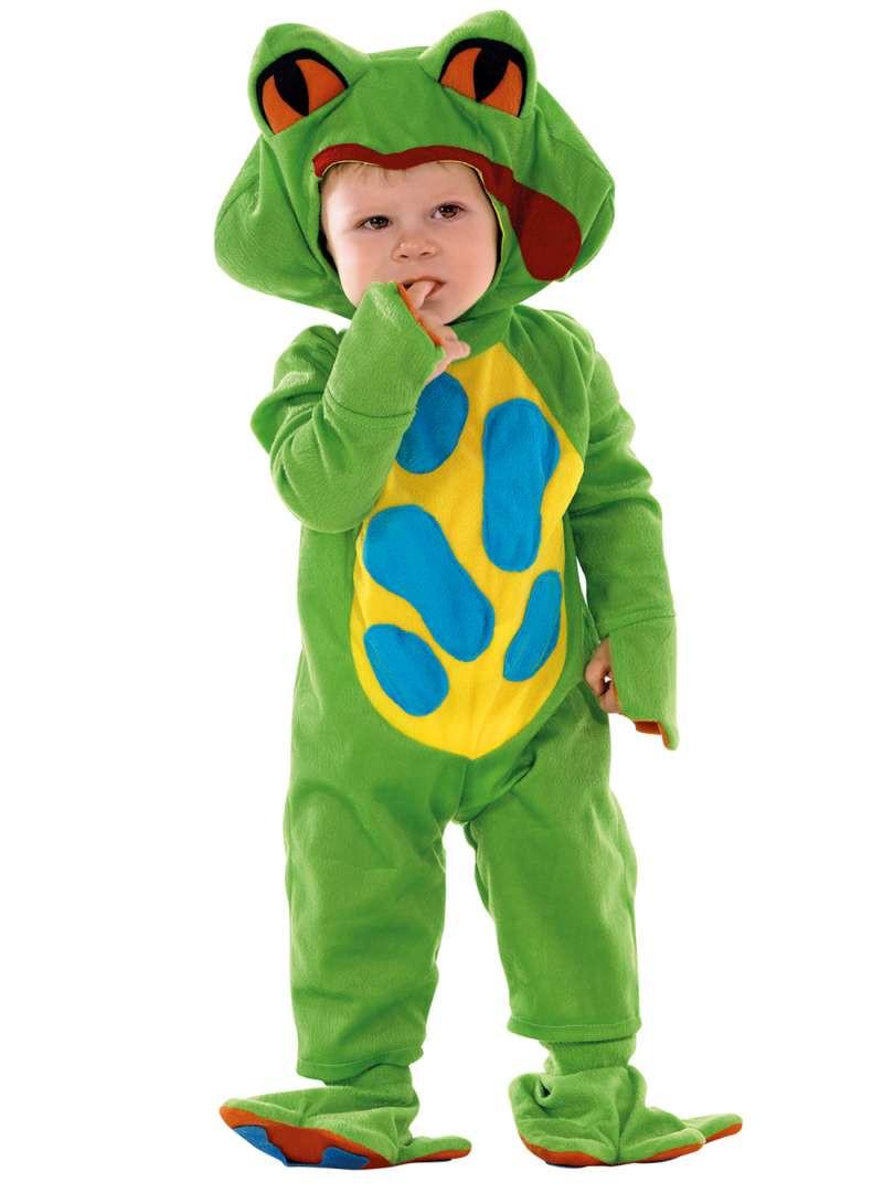 Déguisement bébé grenouille
