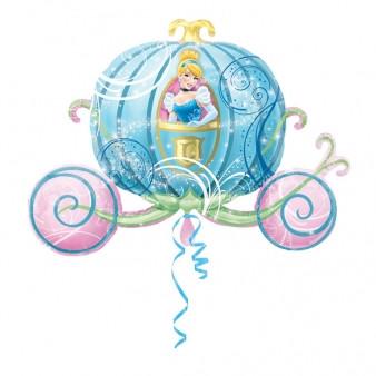 ballon hélium cendrillon