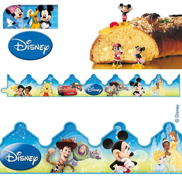 Couronnes des rois - Disney