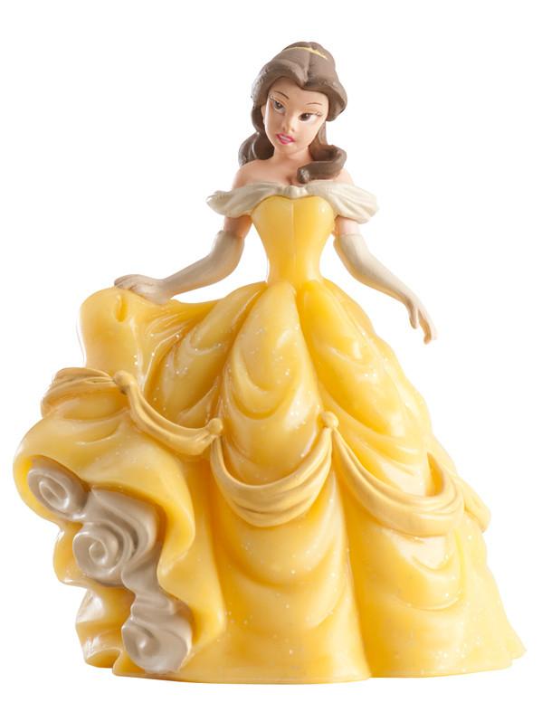 Figurine Belle Disney - Décor à gâteau