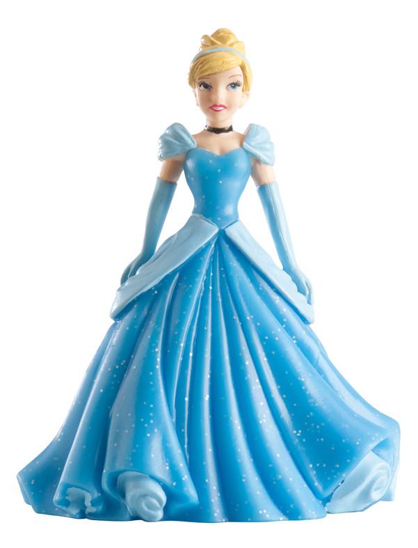 Figurine Cendrillon Disney - Décor à gâteau