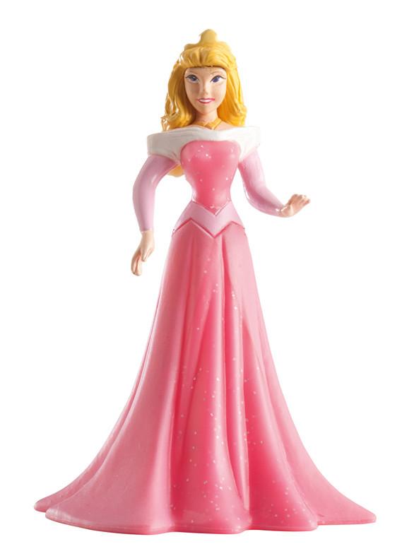 Figurine Princesse Aurore Disney - Décor à gâteau