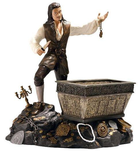 """William Turner """"Pirates des Caraïbes"""""""