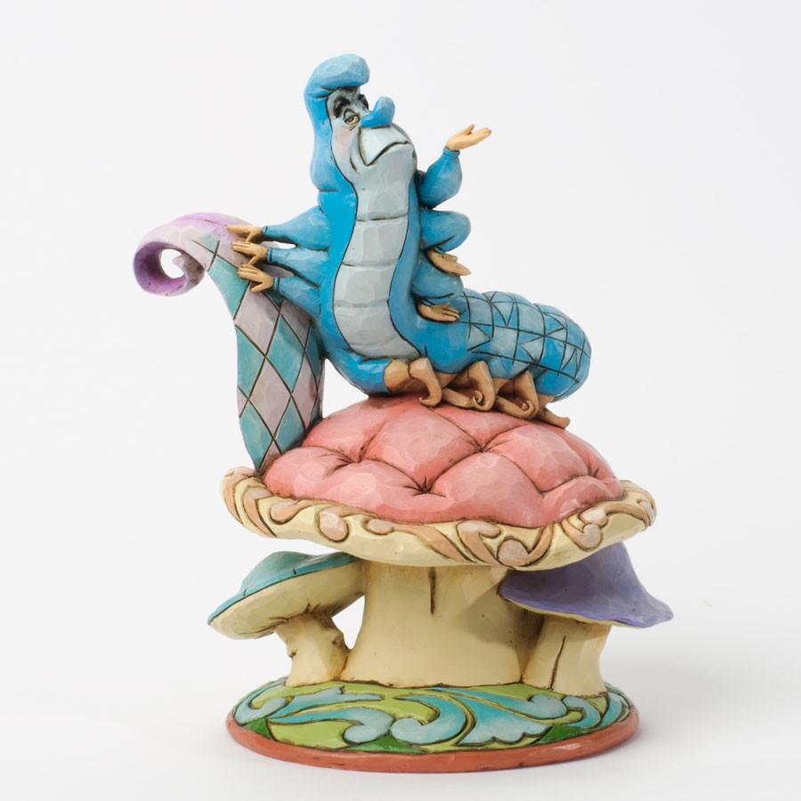 Figurine de collection Chenille d'Alice au pays des Merveilles