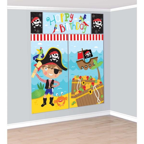 Kit décoration Pirate