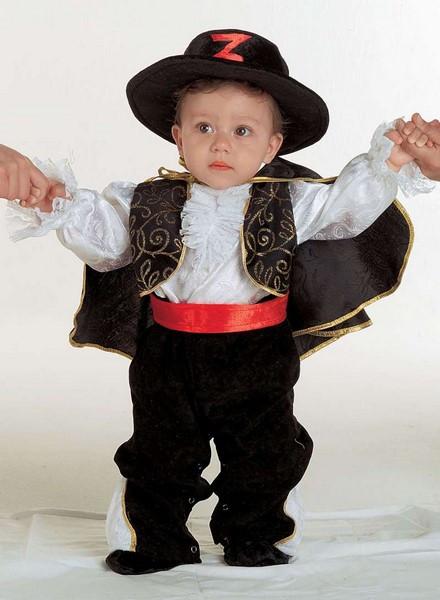 Déguisement bébé Don Diego - 12 mois