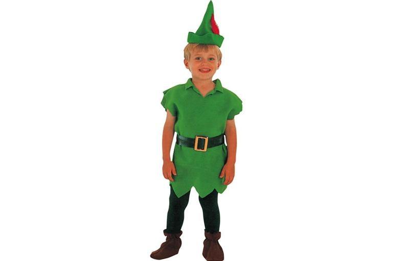 Déguisement garçon Robin des Bois - 1/2 ans
