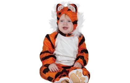 Déguisement bébé Tigre - Taille 1/2 ans