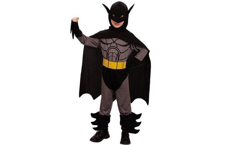 Déguisement garçon Batman - 7/9 ans