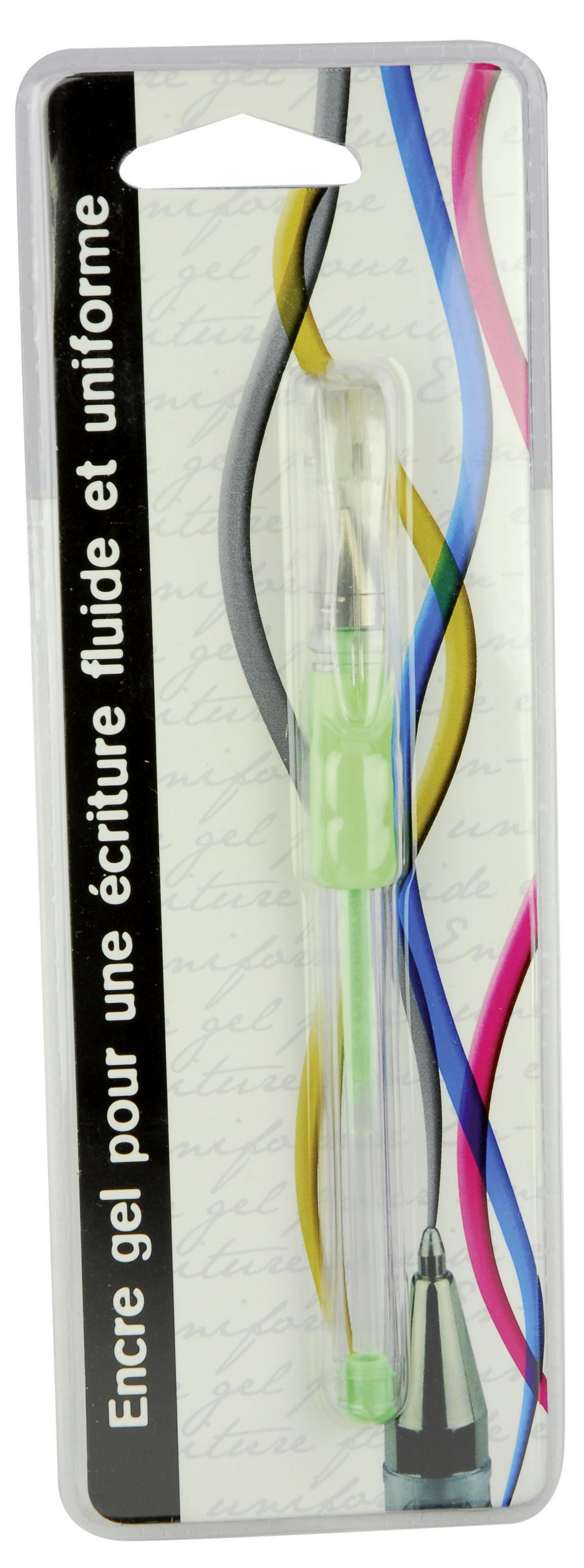 stylo gel anis