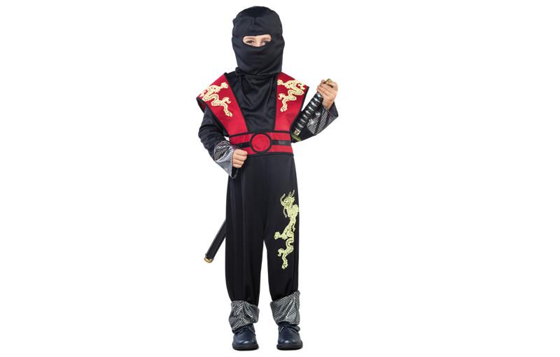 Déguisement garçon ninja dragon