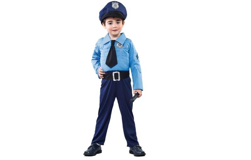 d guisement gar on policier taille 2 3 ans. Black Bedroom Furniture Sets. Home Design Ideas