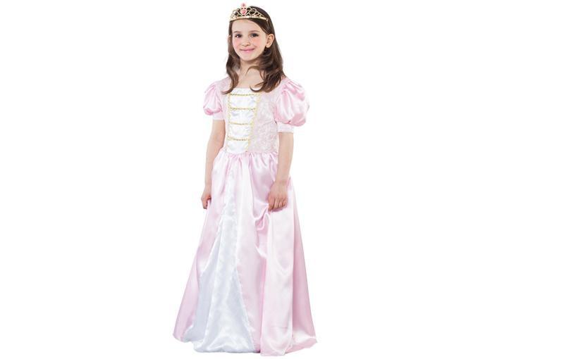 Déguisement fille princesse