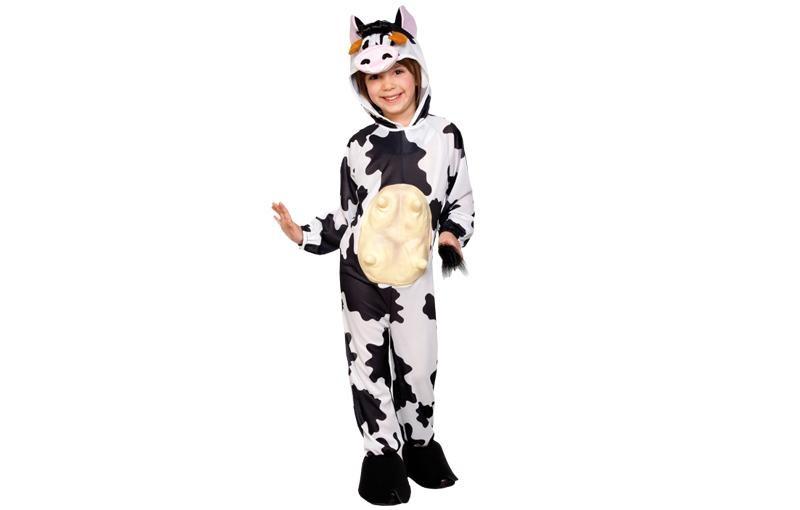 Déguisement fille vache