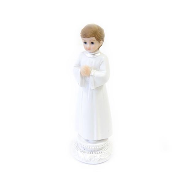 x1 Figurine Communiant debout