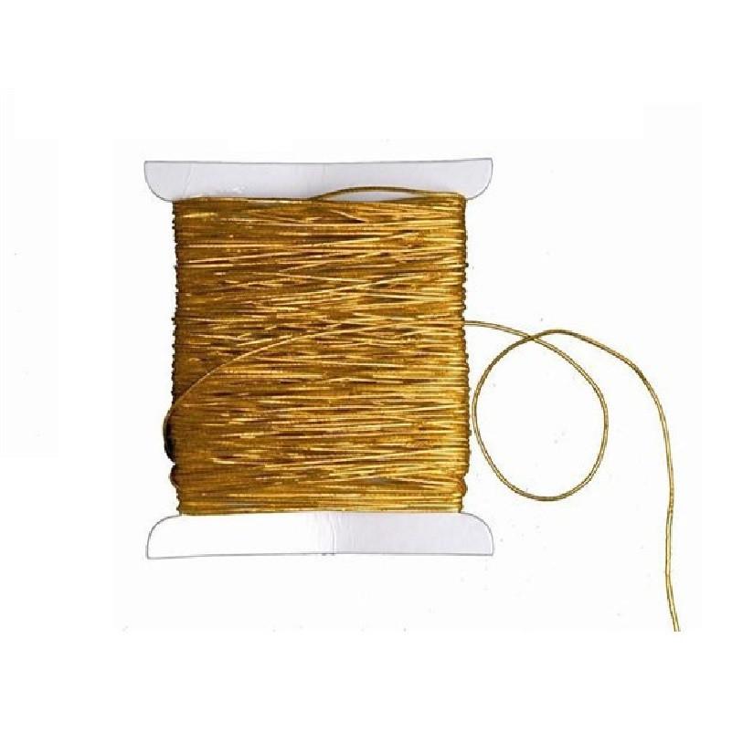 cordon élastique or 30 M