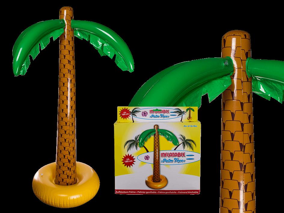 Palmier gonflable - 180 cm